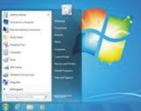 Windows 7 Start Menu